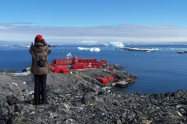 Κοροναϊός : Έφτασε και στην Ανταρκτική -36 κρούσματα σε στρατιωτική βάση