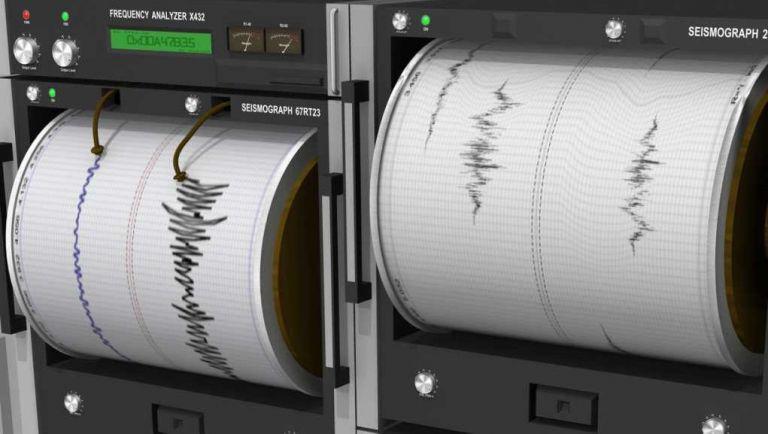 Σεισμός 4,4 Ρίχτερ τώρα στην Κρήτη