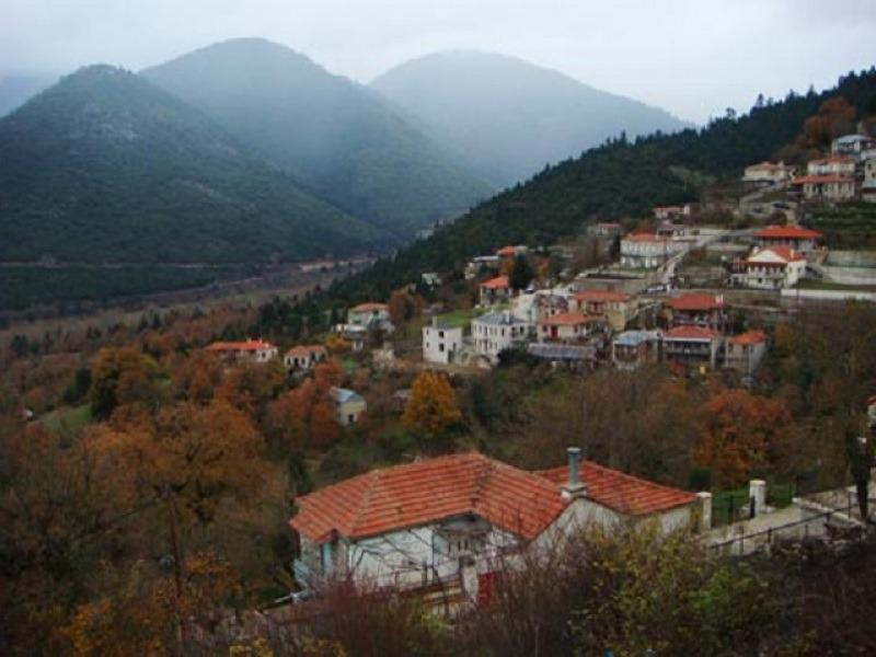Ευρυτανία: Το ελληνικό χωριό που πήρε το όνομά του… από το κλάμα