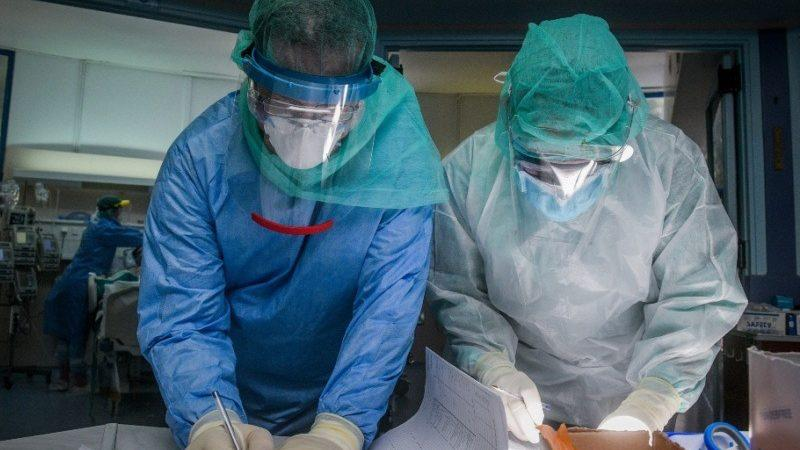Κορωνοϊός: 444 νέα κρούσματα – 39 θάνατοι – 350 στις ΜΕΘ