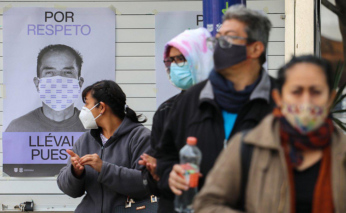 Κορωνοϊός: Ξεπέρασαν τους 140.700 οι θάνατοι στο Μεξικό