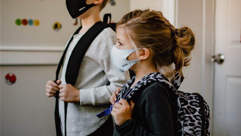 Από δυο δωρεάν μάσκες θα λάβουν οι μαθητές του Ηρακλείου