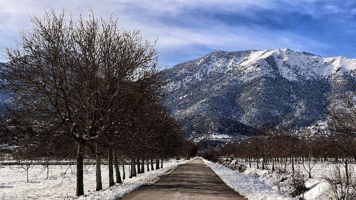 «Πολικές» θερμοκρασίες στη Β. Ελλάδα – Πού χρειάζονται αλυσίδες