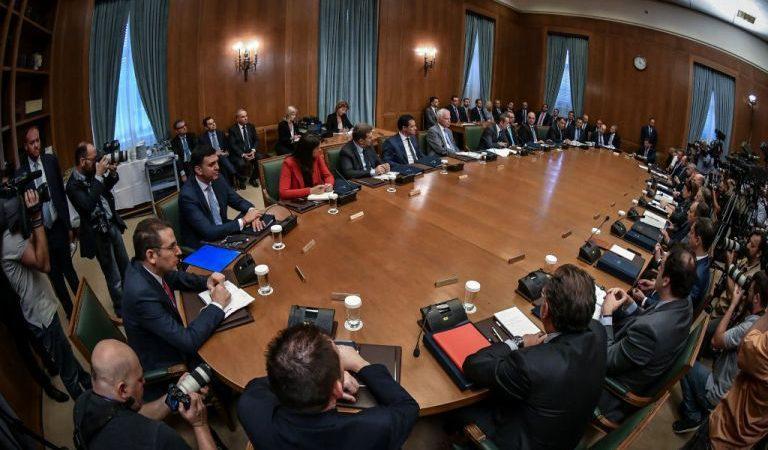Ανασχηματισμός : Σήμερα η ορκωμοσία των νέων μελών της κυβέρνησης σε τρεις ομάδες