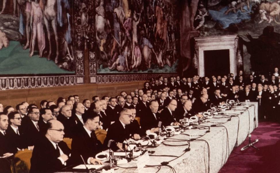 Οι Ευρωπαίοι Φεντεραλιστές Κρήτης  Για την Επέτειο Υπογραφής της Συνθήκης της Ρώμης