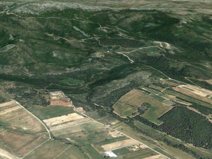 Παράταση 6 μηνών στη διαδικασία υποβολής αντιρρήσεων για τους δασικούς χάρτες