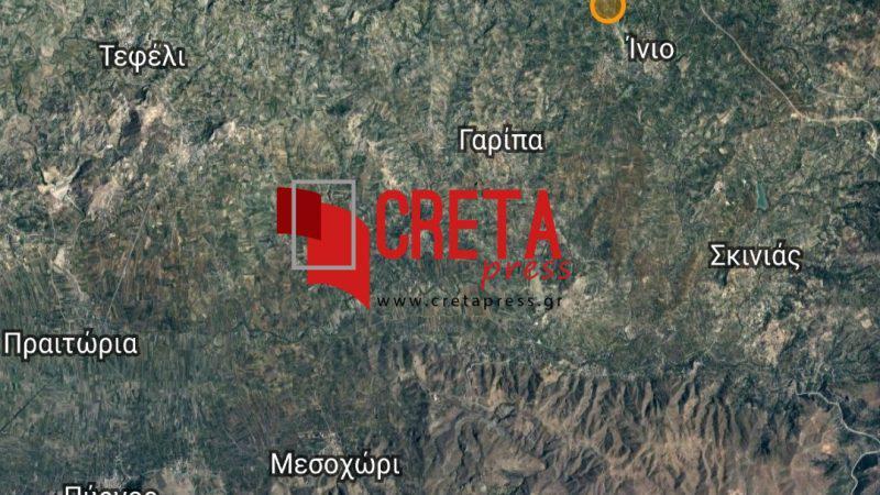 Κρήτη: Συνεχίζονται οι σεισμικές δονήσεις