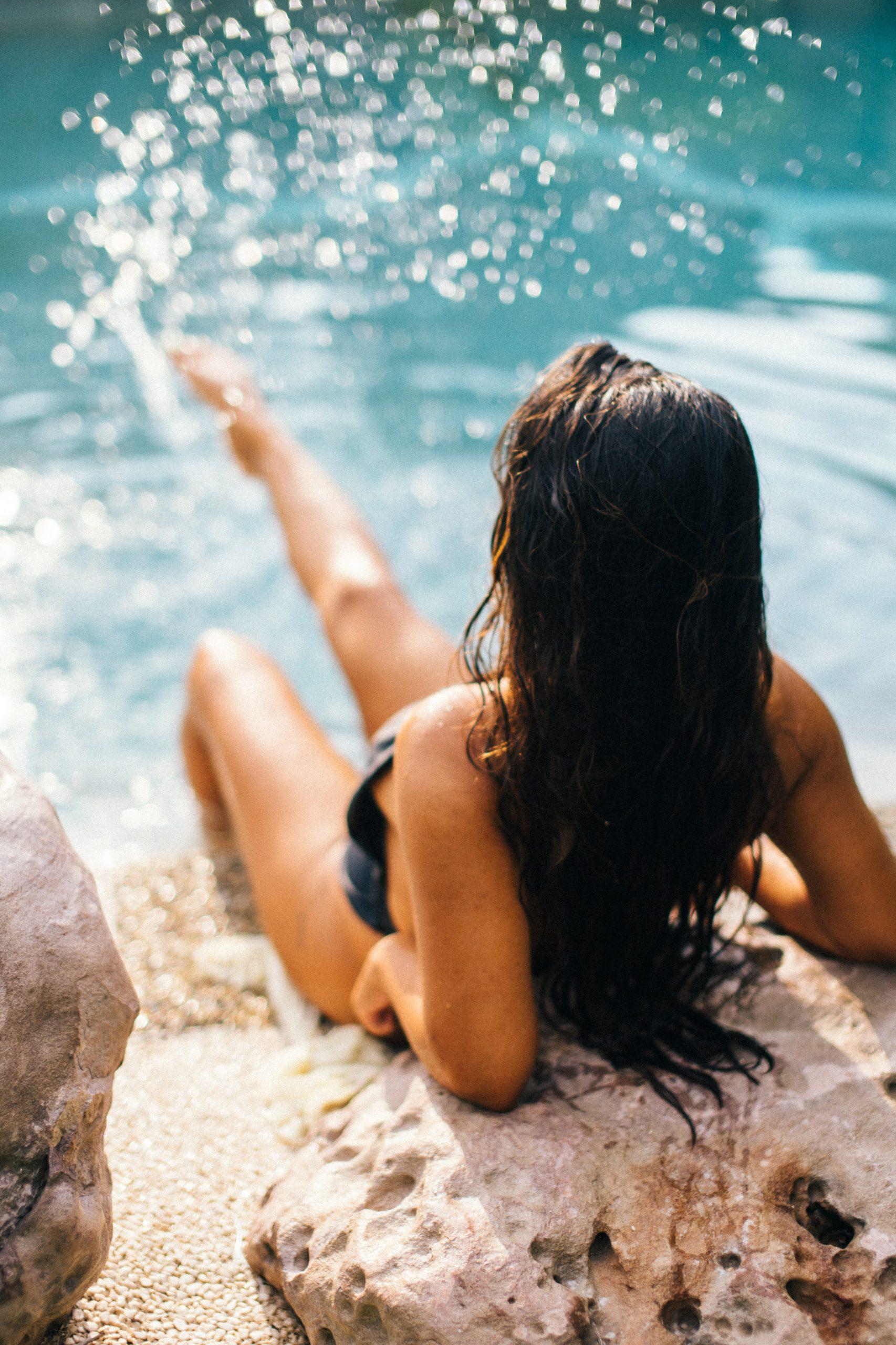 Πώς να διατηρήσεις τα μαλλιά σου υγιή το καλοκαίρι