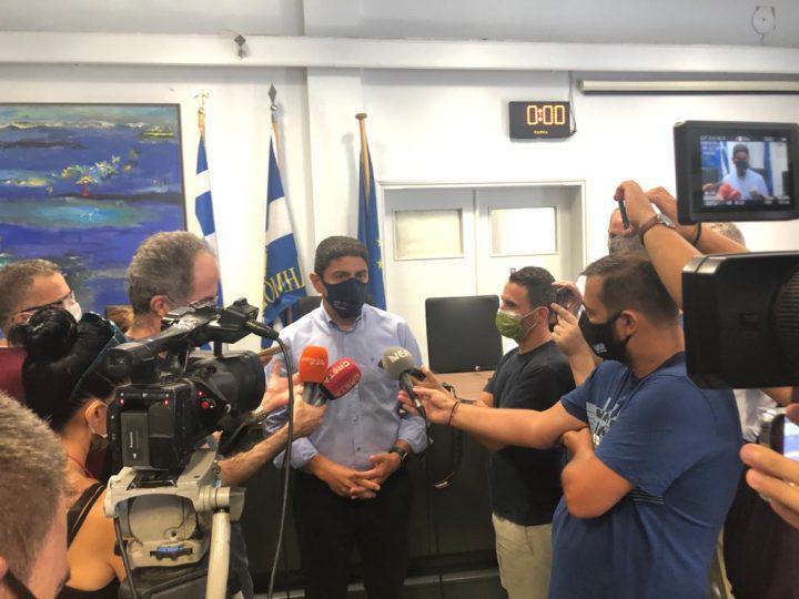 Λ. Αυγενάκης: Η φράση μου γενικεύθηκε, αναφερόμουν σε μέρος της αντιπολίτευσης, στον ΣΥΡΙΖΑ